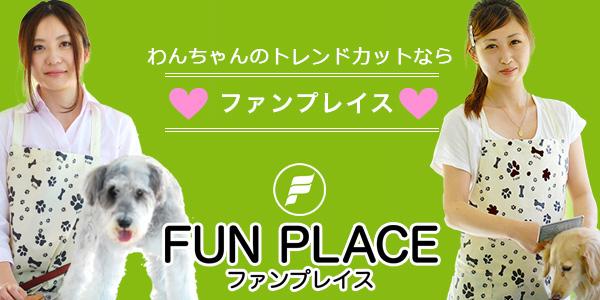 >>FUN PLACE ブログ